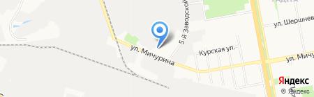 Центр Двери на карте Белгорода