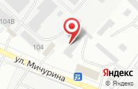 Схема проезда до компании Компания по алмазному бурению в Белгороде
