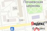Схема проезда до компании Секреты лан в Белгороде
