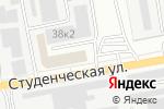 Схема проезда до компании Машина в Белгороде