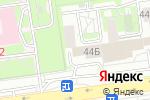 Схема проезда до компании Salvador в Белгороде