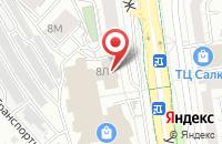 Схема проезда до компании АВТОР в Белгороде