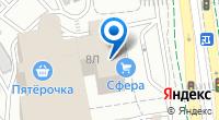 Компания АВТОР на карте