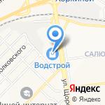 Ангстрем на карте Белгорода