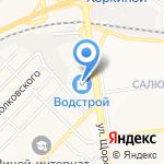 Belaton на карте Белгорода