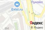 Схема проезда до компании СПЕКТРУМ в Белгороде