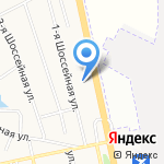 VIN на карте Белгорода