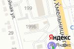 Схема проезда до компании VIN в Белгороде