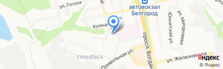 КОТоПЕС на карте Белгорода