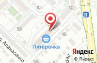 Схема проезда до компании Теплодом в Белгороде