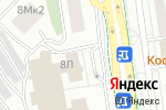 Схема проезда до компании Сфера в Белгороде