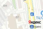 Схема проезда до компании Термомир в Белгороде