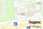 Схема проезда до компании Ярославна в Белгороде