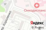 Схема проезда до компании КОТоПЕС в Белгороде