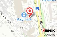 Схема проезда до компании Лоскуток в Белгороде