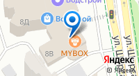 Компания ДА мебель на карте
