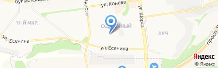 Гастрономчик на карте Белгорода
