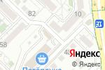 Схема проезда до компании Астель в Белгороде