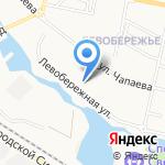 МедВет на карте Белгорода