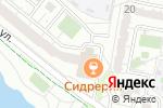 Схема проезда до компании Основа здоровья в Белгороде
