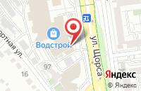 Схема проезда до компании Свечной бутик Сергея Маузера в Белгороде
