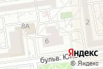 Схема проезда до компании Фамильный дом Вкуса в Белгороде