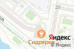 Схема проезда до компании МедВет в Белгороде