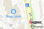 Схема проезда до компании Бирлога в Белгороде
