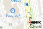 Схема проезда до компании Натали в Белгороде