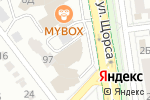 Схема проезда до компании Титул в Белгороде