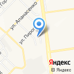 МОТойл на карте Белгорода
