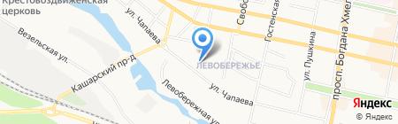 Oil-expert на карте Белгорода