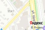 Схема проезда до компании Офисный центр в Белгороде