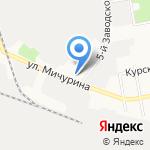 Арс Моторс Групп на карте Белгорода