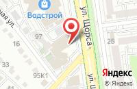 Схема проезда до компании Салон сантехники и ванных комнат в Белгороде