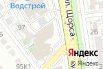 Схема проезда до компании Фирма Люкс в Белгороде