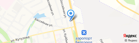 Полиграфическая компания на карте Белгорода