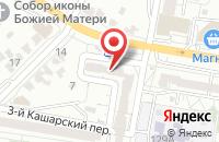 Схема проезда до компании Энергия-ЭЛКО в Белгороде