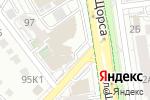 Схема проезда до компании Electio в Белгороде