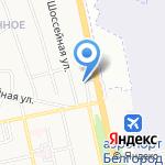 MD-Регион на карте Белгорода