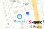 Схема проезда до компании Полиграфическая компания в Белгороде