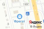Схема проезда до компании Спорт Ирбис в Белгороде