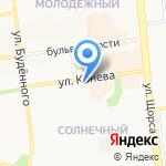 Элит Букет на карте Белгорода