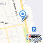 ЭлитСтрой на карте Белгорода