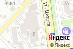 Схема проезда до компании Гарант в Белгороде