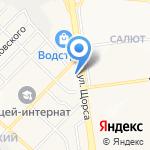 Офисный центр на карте Белгорода