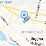 Сладкий Мир на карте Белгорода