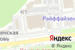 Схема проезда до компании Удачный выбор в Белгороде
