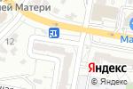 Схема проезда до компании Левша в Белгороде