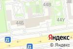 Схема проезда до компании Тайфун в Белгороде